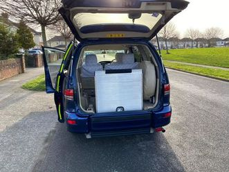 toyota estima wheelchair for sale in dublin for €5,000 on donedeal