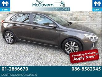 hyundai i30 i 30 deluxe // 180 road tax // manufa for sale in wicklow for €16,450 on doned