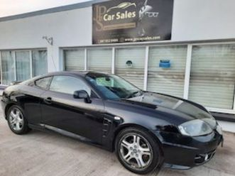 hyundai coupe 1.6 coupe-long nct excellent driver for sale in kerry for €1350 on donedeal