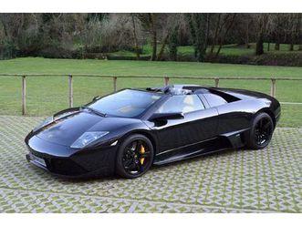 lamborghini murcielago lp 640 roadster a gasolina na auto compra e venda