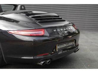 porsche 911 (991) carrera 2s cabriolet