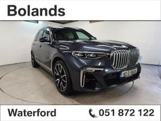 bmw x7 xdrive30d g07a 4dr auto from 316 per week for sale in waterford for €97975 on doned