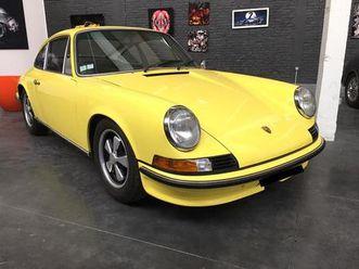 porsche - 911 s 2,4 - 1972