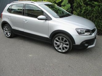 volkswagen polo cross for sale in tipperary for €0 on donedeal