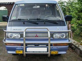 mitsubishi mitsubishi l300 gls luxus panoramadach - tüv neu