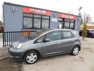 used 2012 honda fit lx | bluetooth | cruise | one owner
