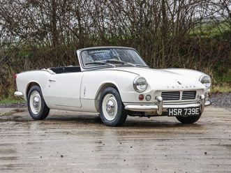 1966 triumph spitfire