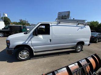 used 2012 ford econoline cargo van e-250