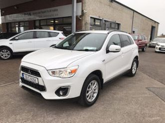 mitsubishi asx diesel for sale in cork for €14500 on donedeal