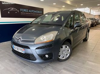 citroën c4 picasso airdream pack ambiance 1.6hdi 110cv