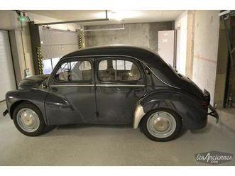 renault 4cv - 1959