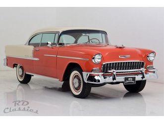 1955 chevrolet bel air coupé