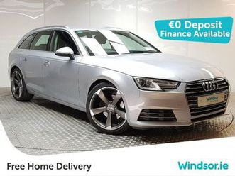 audi a4 avant ultra se tdi 150 start/stop for sale in dublin for €24,995 on donedeal