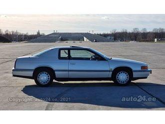 cadillac eldorado touring coupe 4.9 150kw