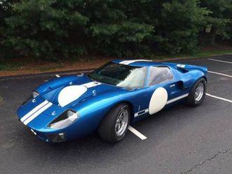 1966 ford superformance mki