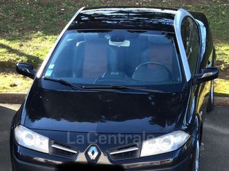 ii (2) coupe-cabriolet 1.9 dci 130 exception