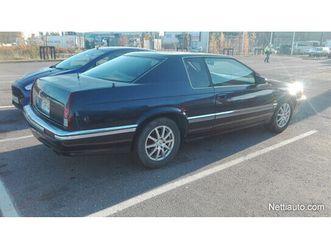 cadillac eldorado coupé 1992 - vaihtoauto - nettiauto