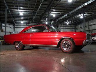 for sale at auction: 1967 dodge coronet in greensboro, north carolina