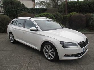 2018 skoda superb 2.0 tdi style combi 190 bhp for sale in dublin for €25,250 on donedeal