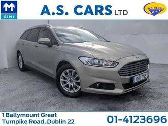 ford mondeo estate zetec 1 owner irish car full h for sale in dublin for €13,995 on donede