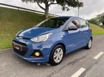 hyundai i10 1.0s 5 door hatchback ***sorry now sold***