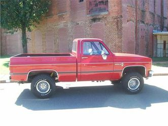 for sale at auction: 1986 chevrolet c10 in greensboro, north carolina
