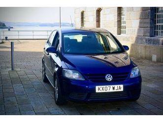 volkswagen-golf-plus-diesel-hatchback-2007-manual-1-9-cc-5-doors