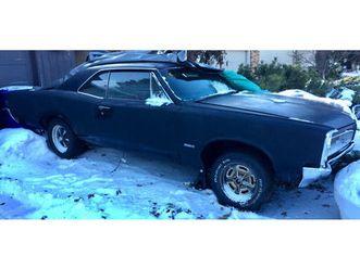 1966 lemans | classic cars | saskatoon | kijiji