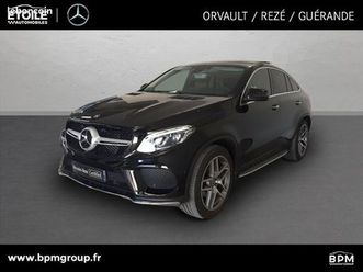 mercedes-benz gle coupe 350 d 258ch fascination 4m