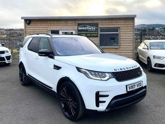 2017 land rover discovery 2.0 sd4 hse luxury 5dr for sale in down for £44,995 on donedeal