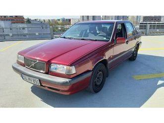 volvo 850 1996 limousine 2.5 10v 253tkm tausch