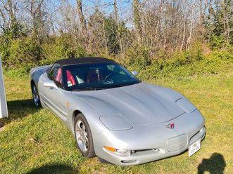 vds corvette c5 cabriolet