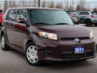 2011 toyota scion xb base | cars & trucks | belleville | kijiji