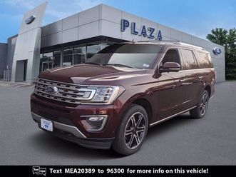 2021 ford expedition max limited