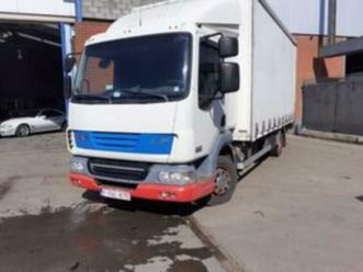 ② daf 45.220 - camions