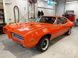 1969-pontiac-gto-judge-classic-cars-moncton-kijiji