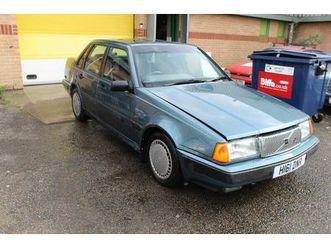 1990 volvo 460 1.7 glei auto - £1,995