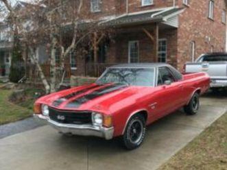 1972-chevrolet-el-camino-ss-classic-cars-oakville-halton-region-kijiji