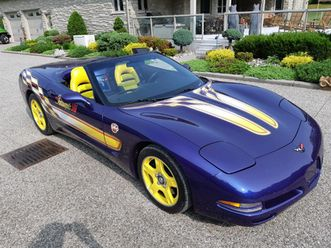 1998 corvette pace car | cars & trucks | norfolk county | kijiji