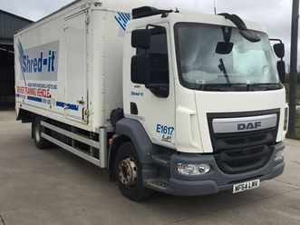 2014 daf lf euro 6 220 for sale in armagh for £18,000 on donedeal