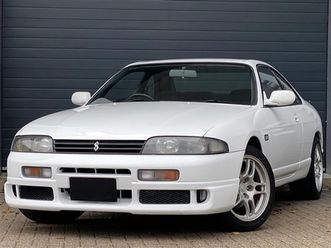 nissan skyline gtst 2.5 turbo totally genuine mint collectors grade car. 10 out of10
