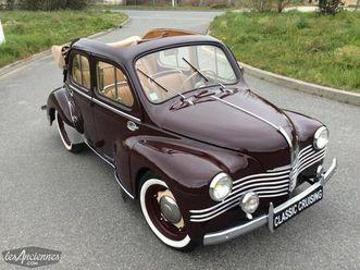 renault 4cv découvrable - 1951