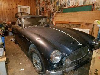 1957 aston martin db mk iii for sale