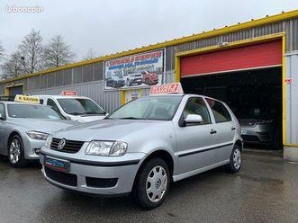 volkswagen polo iii restylée 1.4 i - 5 portes - garantie 3 mois - 1790 euros