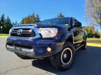 double cab 5' bed v6 4wd automatic