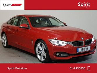 bmw 4 series 420d gc luxury sunroof auto for sale in dublin for €26,950 on donedeal