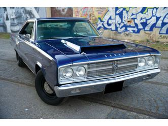 dodge coronet 500 440cui ca. 490 ps automatic hu 06/21