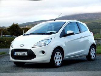 2014 ford ka edge 1.2 for sale in kildare for €4,995 on donedeal