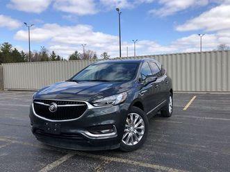 2019 buick enclave 3.60 premium