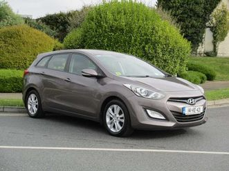 2014 hyundai i30 **estate model** for sale in dublin for €8,995 on donedeal